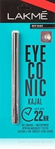 Lakme Eyeconic Kajal Black (0.35 g) - Set of 2 - $8.91