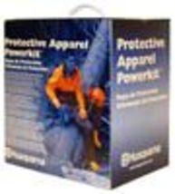 531307180 Husqvana Professional Protective Apparel Powerkit Chain Saw New  - $182.99