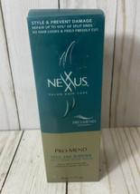 Nexxus Pro Mend Split End Binding Smoothing Shine Serum 1.7 Oz -Worn Packaging - $28.98