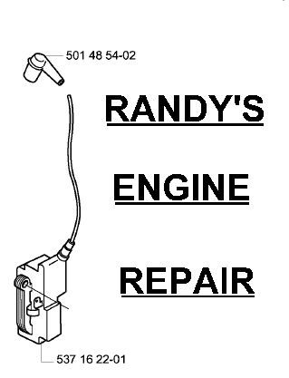 544047001 Husqvarna 455 Rancher Ignition and 50 similar items