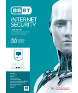 Physical Nepal's KeyCard of ESET Internet Security 5 Devices / 1 Year, 2018 - $24.45 CAD