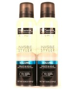 2 Ct TRESemme 6.8 Oz Pro Pure Invisible Styler Long Lasting Volume Creat... - $28.99