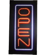 NEON SIGN LS16288 LED OPEN 25x13 - $104.99