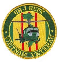 United States Army UH-1 Iroquois HU-1 Huey Vietnam Veteran Patch - $10.88