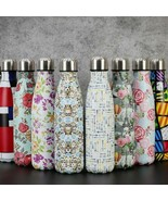 Stainless Steel Water Bottle Vacuum Insulated Flask Thermal Sports Chill... - $32.99