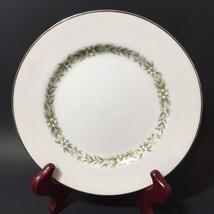 """Salad Plate Mikasa Brigadoon China Japan 7.75"""" - $11.64"""
