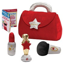GUND Baby Plush Baby Purse Playset, My Lil Super Star - $20.38