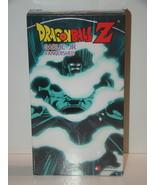 DRAGON BALL Z - GARLIC JR. - VANQUISHED (VHS) - $15.00