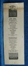 1943 John Deere Needs Help During WW2 - Davenport IA Times Newsp. Ad Notice - $8.96