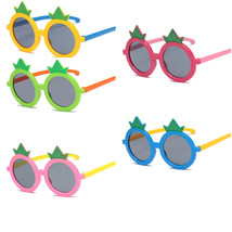 Funky Baby Boys Safety Coating Sun Glasses UV 400 Round Flexible Kids Su... - $13.29