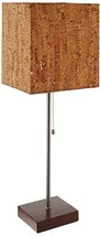 """Adesso 4084-15 Sedona Table Lamp, Smart Outlet Compatible, 7.5"""" x 7.5"""" x... - $60.49"""