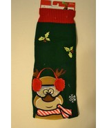"Pet Dog Ugly Christmas Sweater Holiday Time Cute Red Green Size XL 19"" -... - $11.99"