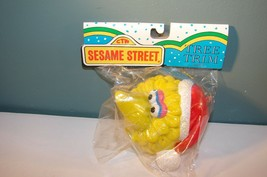 Nip Sesame Street Jim Henson Kurt Adler Christmas Ornament Big Bird New - $7.91