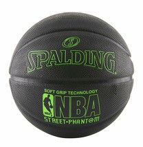 "Spalding Nba Street Phantom Outdoor Basketball (Size 7/29.5"") - $28.70"
