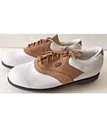 Nike Airliner Womens Leather Brown Saddle Golf Shoes Sz 9.5 NWT NWOB NEW - $79.99