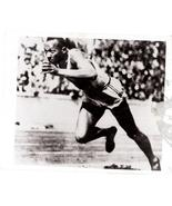Jesse Owens H Track and Field Vintage 8X10 BW Ol;ympics Memorabilia Photo - $6.99