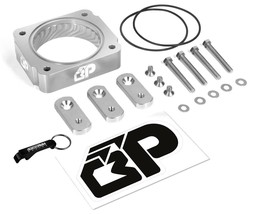 Fits 1996-2004 Mercury Grand Marquis Silver Throttle Body Spacer Kit - $86.40