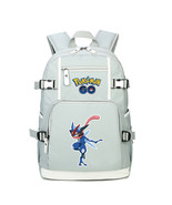 High Quality Cartoon Mewtwo Greninja Printing Backpack Pocket Monster Po... - $52.08