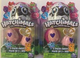 Hatchimals CollEGGtibles Season 2 - 2 Pack NEW Find The Golden Hatchimal - $19.79