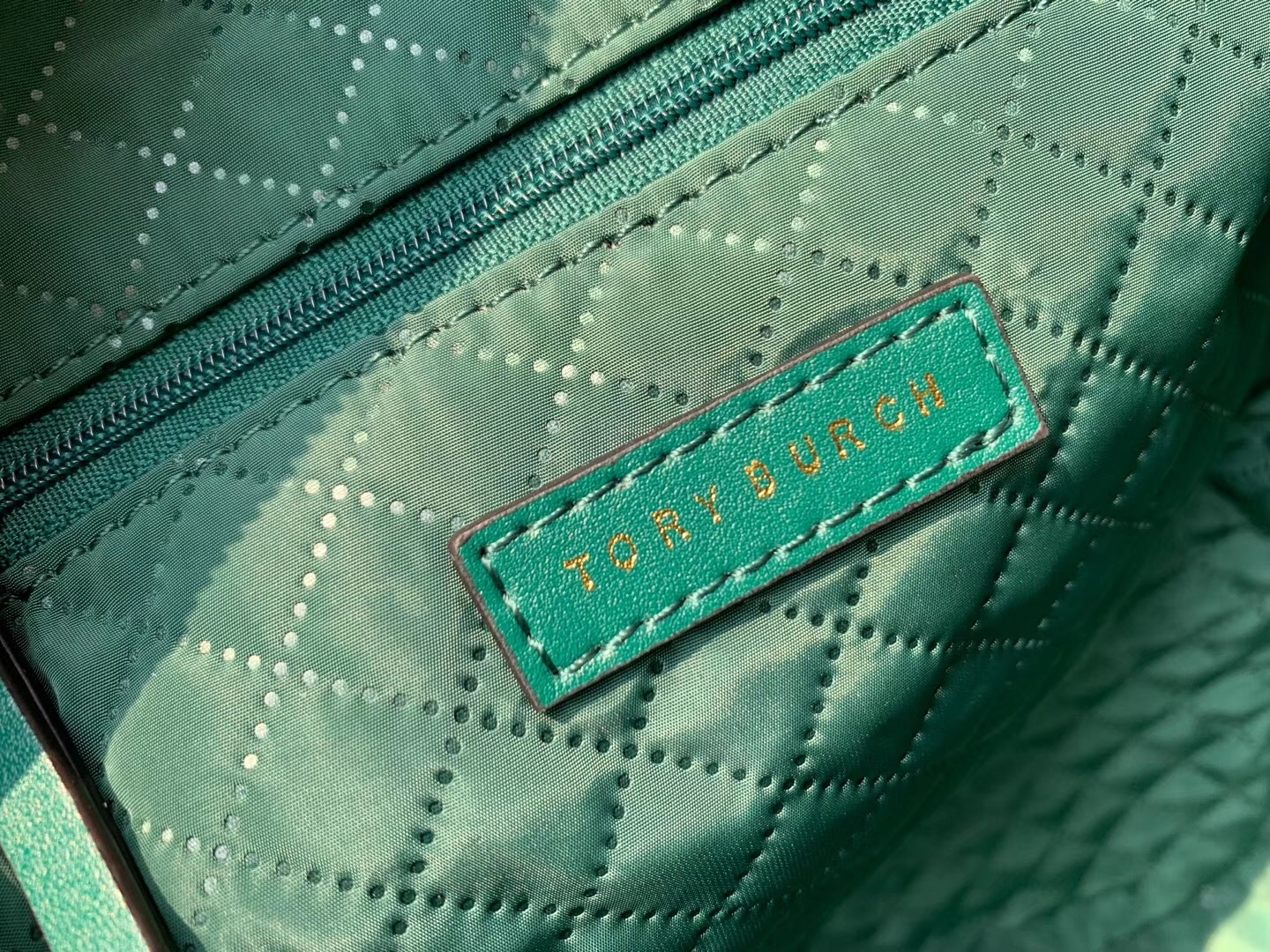 Tory Burch Perry Nylon Zip Backpack image 9