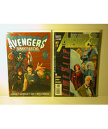 AVENGERS TIME SLIDE #1 + THE COMING OF THE AVENGERS #1 - FREE SHIPPING - $10.40