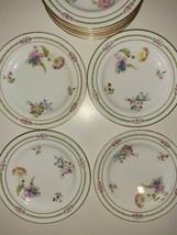 """10 Spode Copeland China England R3608 6- 6.5"""" &  4 -6 1/8"""" Plates Antique  - $49.50"""