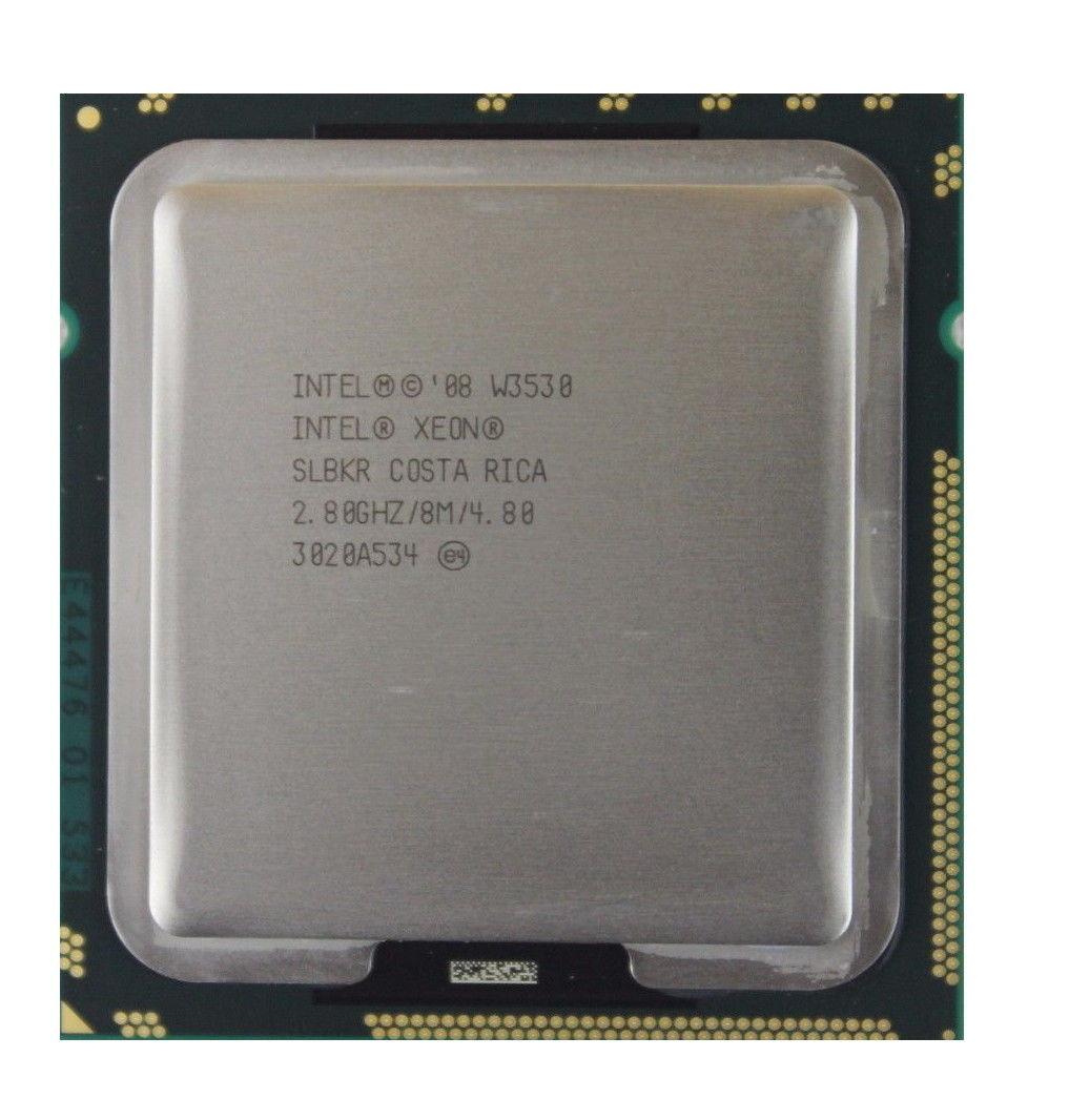 Intel Xeon W3530 2.8GHz Quad Core LGA 1366 CPU SLBKR