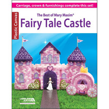 Leisure Arts-Fairy Tale Castle - $31.86