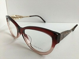 New BURBERRY B 1022-F 5353 53mm Brown Cats Eye Rx Women's Eyeglasses Frame - $129.99