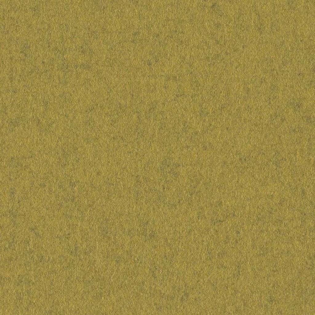 2.5 yds Luum Upholstery Fabric Heather Felt Wool Mustard Seed 4007-08 Y