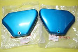 Honda Benly Sport S110 Side frame cover L/R NOS. 83540-350-000 / 83640-350-000 - $117.59