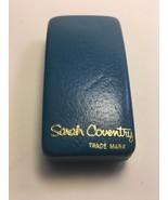 Vintage Sarah Coventry Hard Key Vase 4 Hooks Blue NOS - $16.39