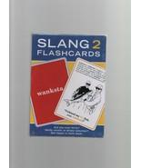 Slang 2 Flashcards - Shrink Wrapped! - 60 Cards - Knock Knock - 82570312... - $13.71
