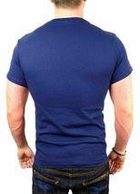 Levi's Men's Premium Classic Graphic Cotton T-Shirt Shirt Tee Blue image 3
