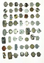 Ladies Antique Vintage Winding Watch movement For parts ,Replacement Var... - $4.99+