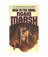 Died In The Wool [Paperback] Ngaio Marsh - $21.19