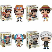 One Piece Chopper, Monkey D. Luffy, Ace, Trafalgar Law Figure a F01 - $13.63