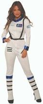 Forum Novelties Astronauta Capitano Tuta Adulto Donna Halloween Costume ... - $29.58
