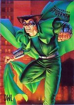 """1995 Fleer """"Spider-Man Owl #42"""" Collectible Trading Card - $0.99"""
