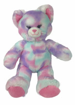 "Build-A-Bear Workshop Pastel Swirl Kitty Cat 15"" BABW Plush Stuffed Anim... - $19.79"