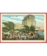 MIAMI BEACH FL Flamingo Hotel Florida PC BJs - $6.50