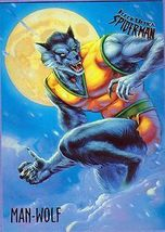 """1995 Fleer Ultra Spider Man""""Man Wolf #36"""" Collectible Trading Card - $0.99"""