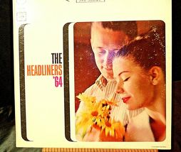 The Headliners '64  Record AA20-RC2138 Vintage image 5