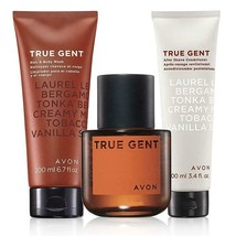 Avon True Gent Trinity Grooming Set - $45.06