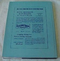 Hard back Railroad book entitled Narrow Gauge to Central & Silver Plume: Colorad image 2