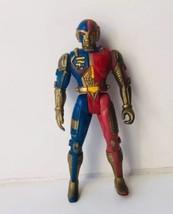 VR Troopers Toy Action Figure RYAN STEELE 1994 KENNER Power Rangers - $6.46