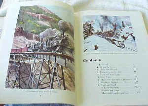 Hard back Railroad book entitled Narrow Gauge to Central & Silver Plume: Colorad image 6