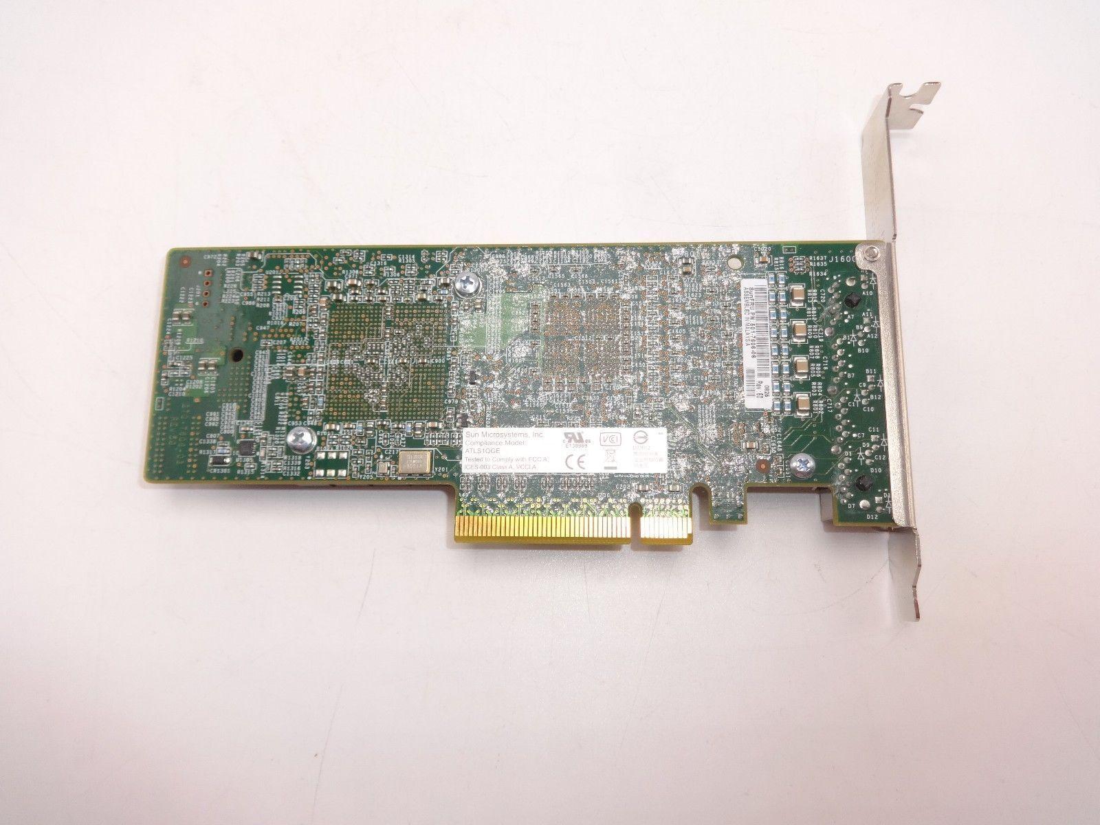Intel E1G44ETG2P20 ET2 Quad Port Gigabit PCIe Network Server Adapter Card