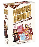 General Mills MONSTER CRUNCH! Breakfast Battle Game FRANKENBERRY BOO BERRY  - $12.73
