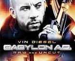 Babylon A.D. (Blu-ray Disc, 2009, 2-Disc Set
